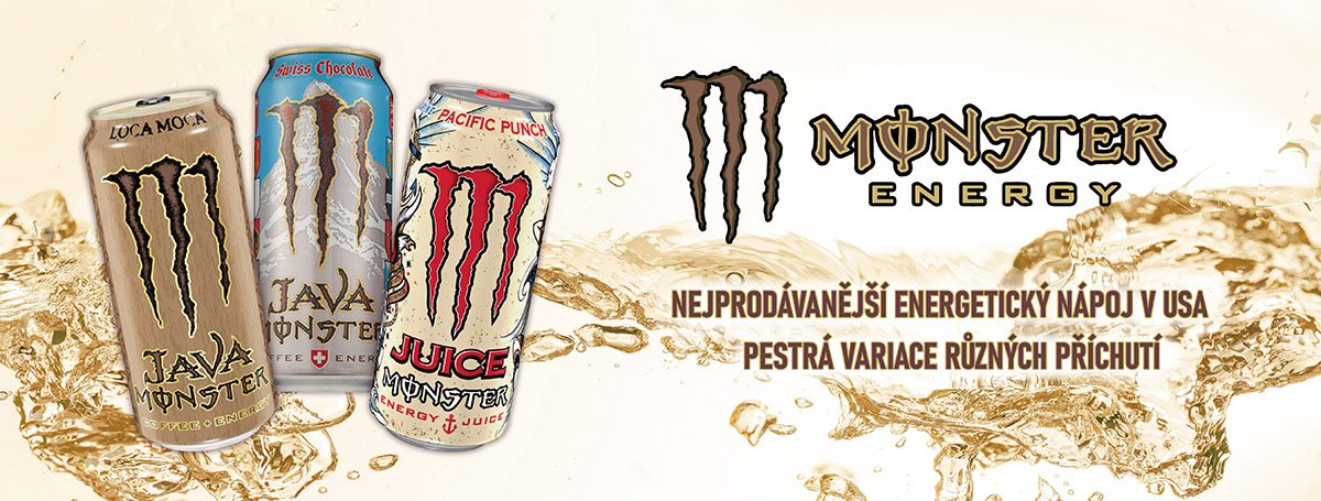 Monster Nápoje