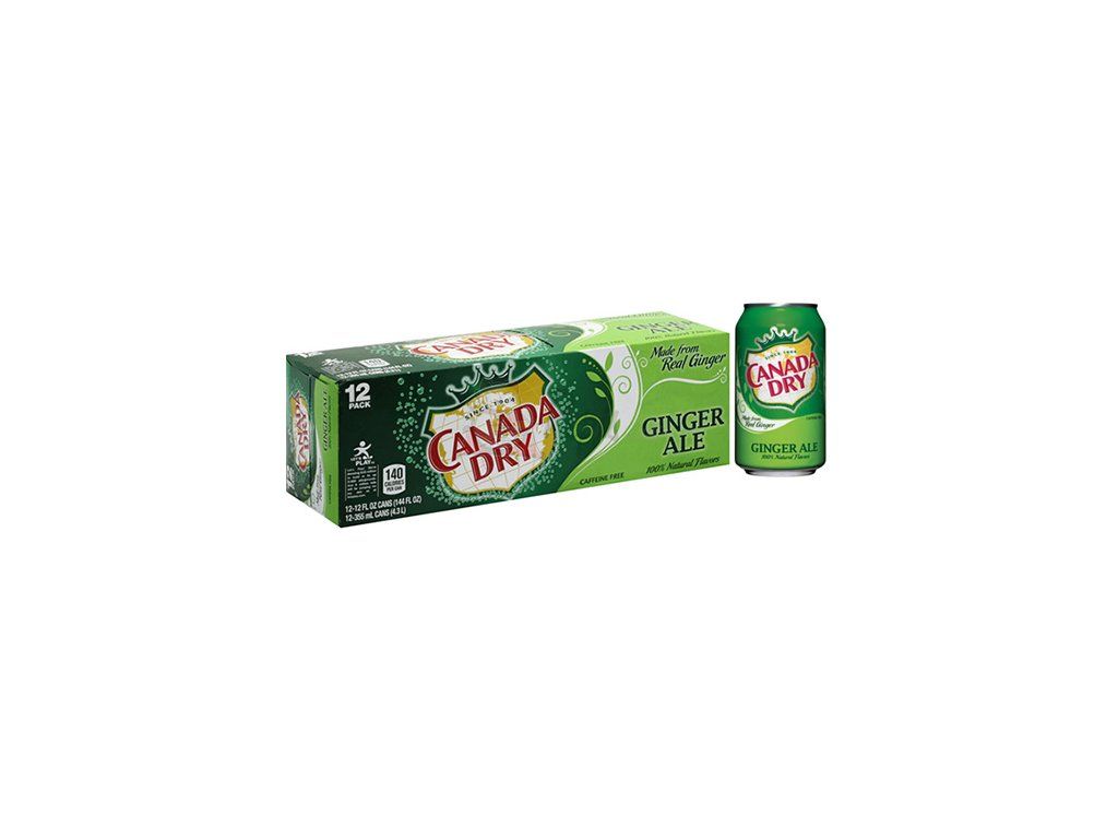 canada dry ginger allee
