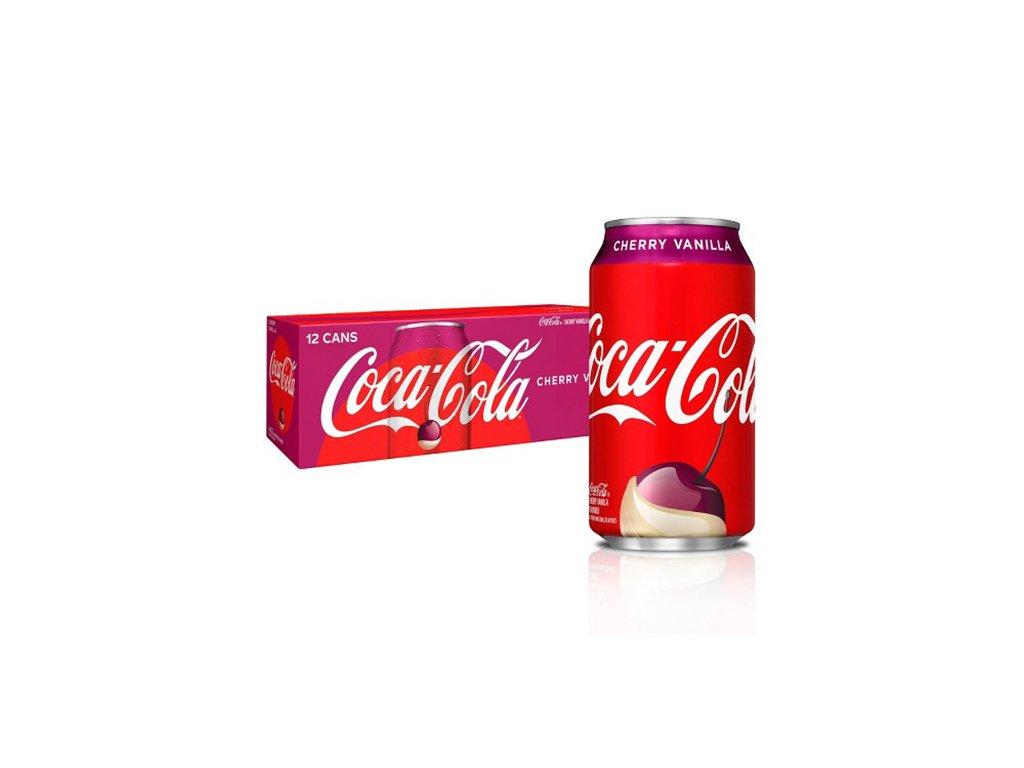cola cherry vanilla