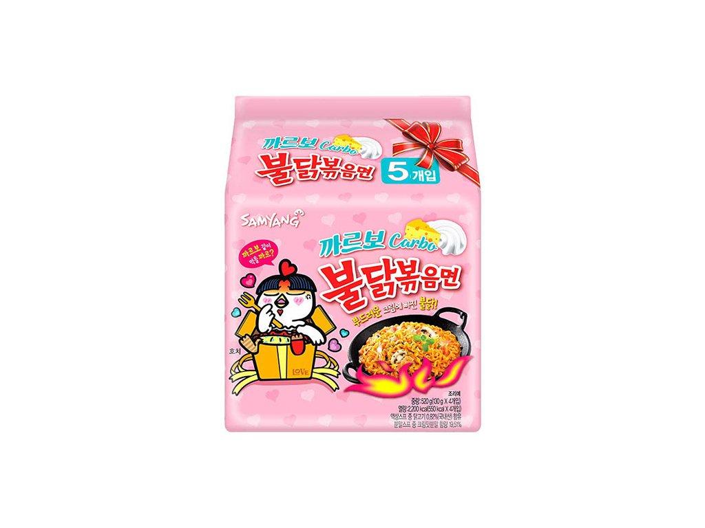 Samyang Carbo Spicy Chicken Ramen