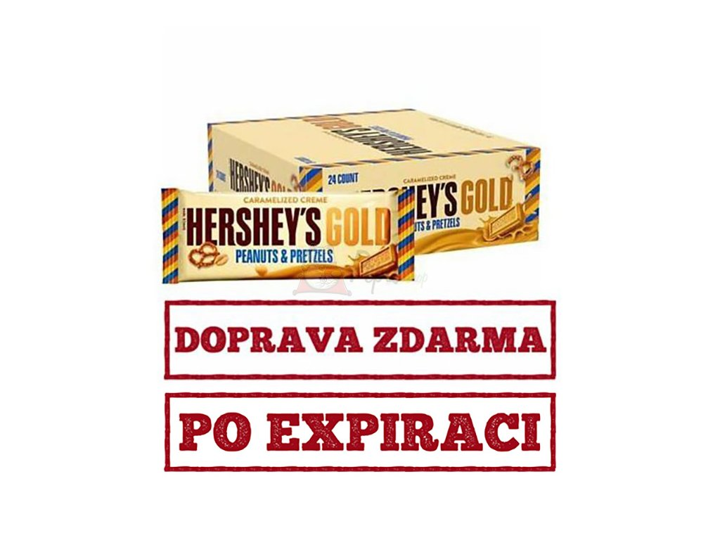 Hershey's Gold