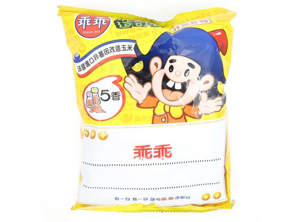 Kukuřičné křupky solené - PEPIS.SHOP