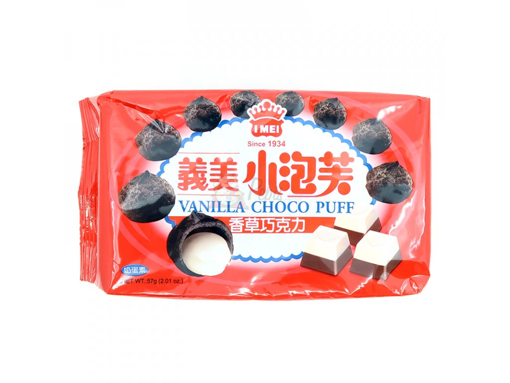 Vanilko čokoládové pusinky - PEPIS.SHOP