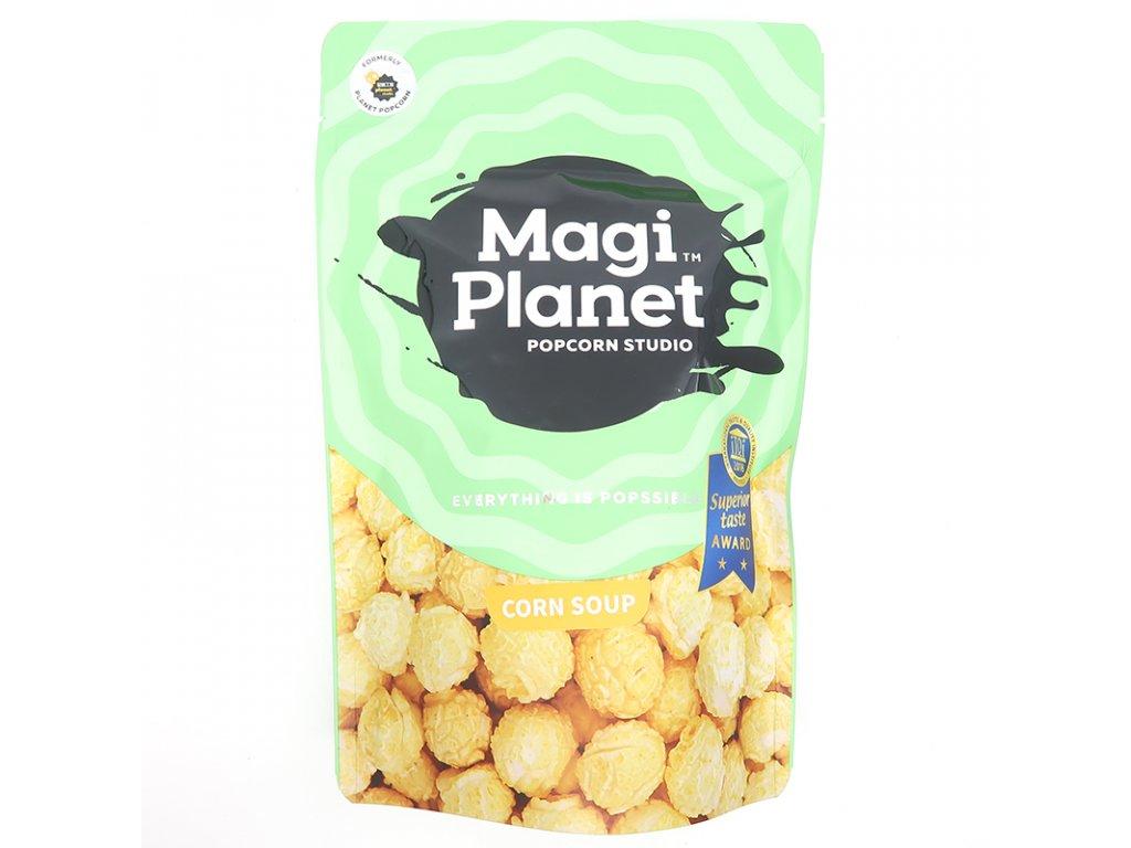Magi planet popcorn s příchutí kukuřičné polévky - PEPIS.SHOP