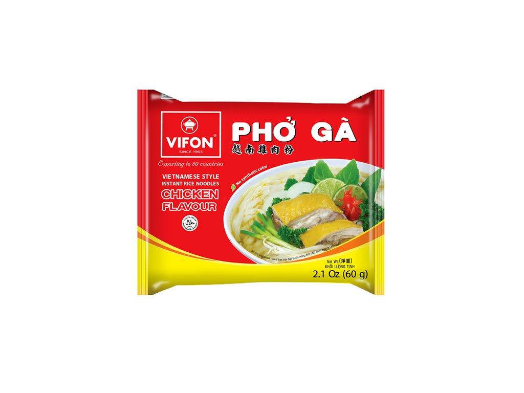 Vietnamese Style Chicken Flavor 60gr VIFON 768x642