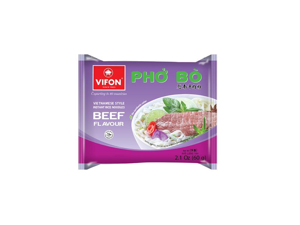 Vietnamese Style Beef Flavor 60gr VIFON 768x647