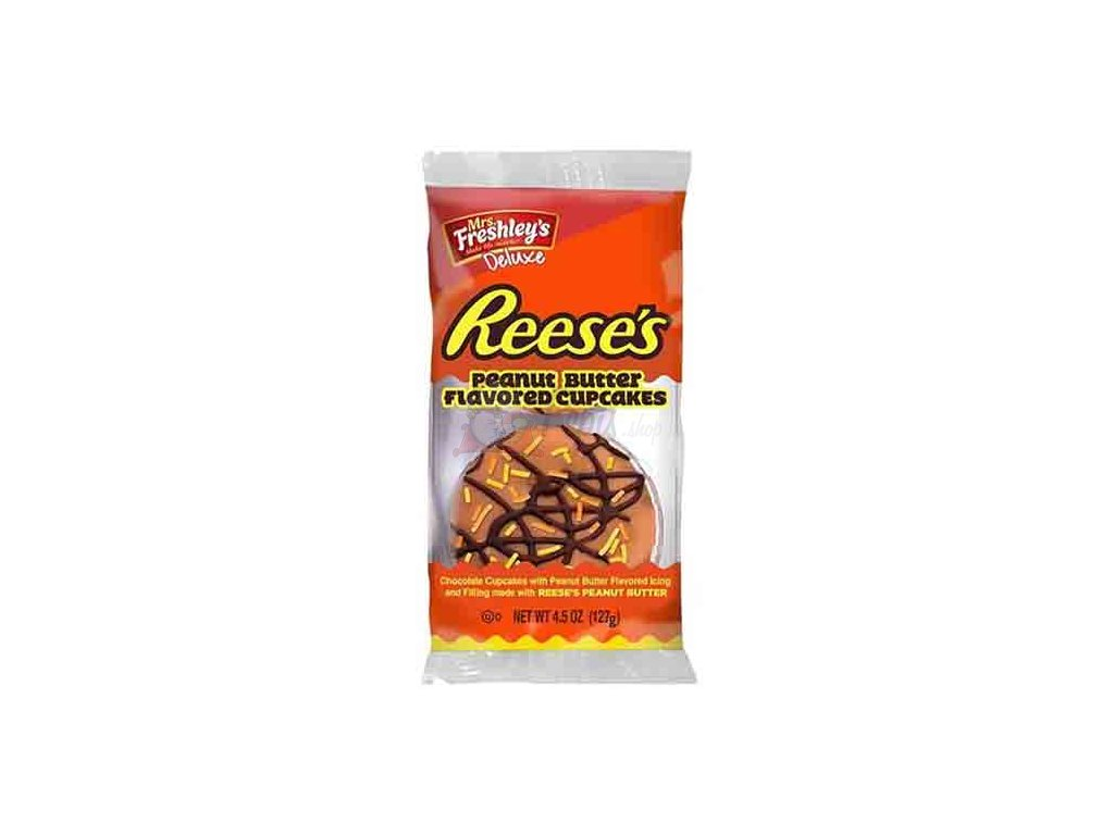 11399 mrs freshley s reese s peanut butter flavored cupcakes 1ks 127g usa