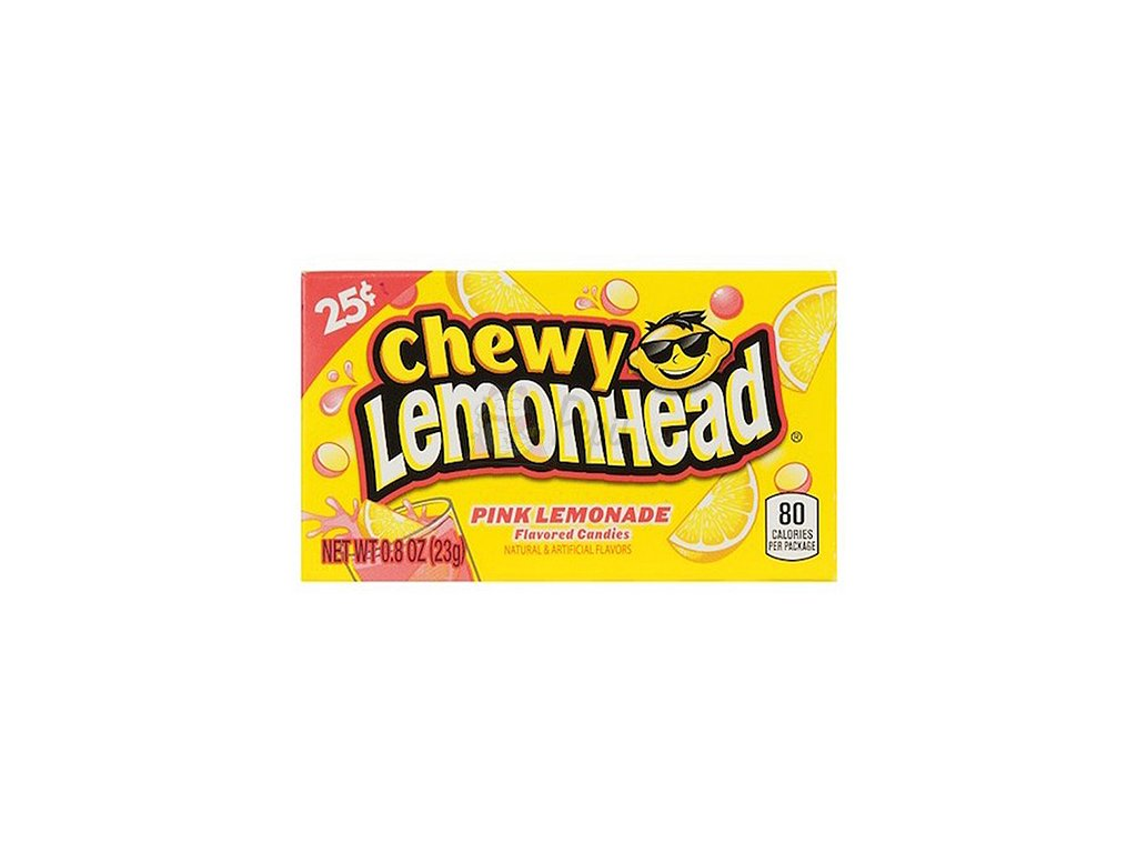 Chewy Lemonhead Pink Lemonade 23g USA