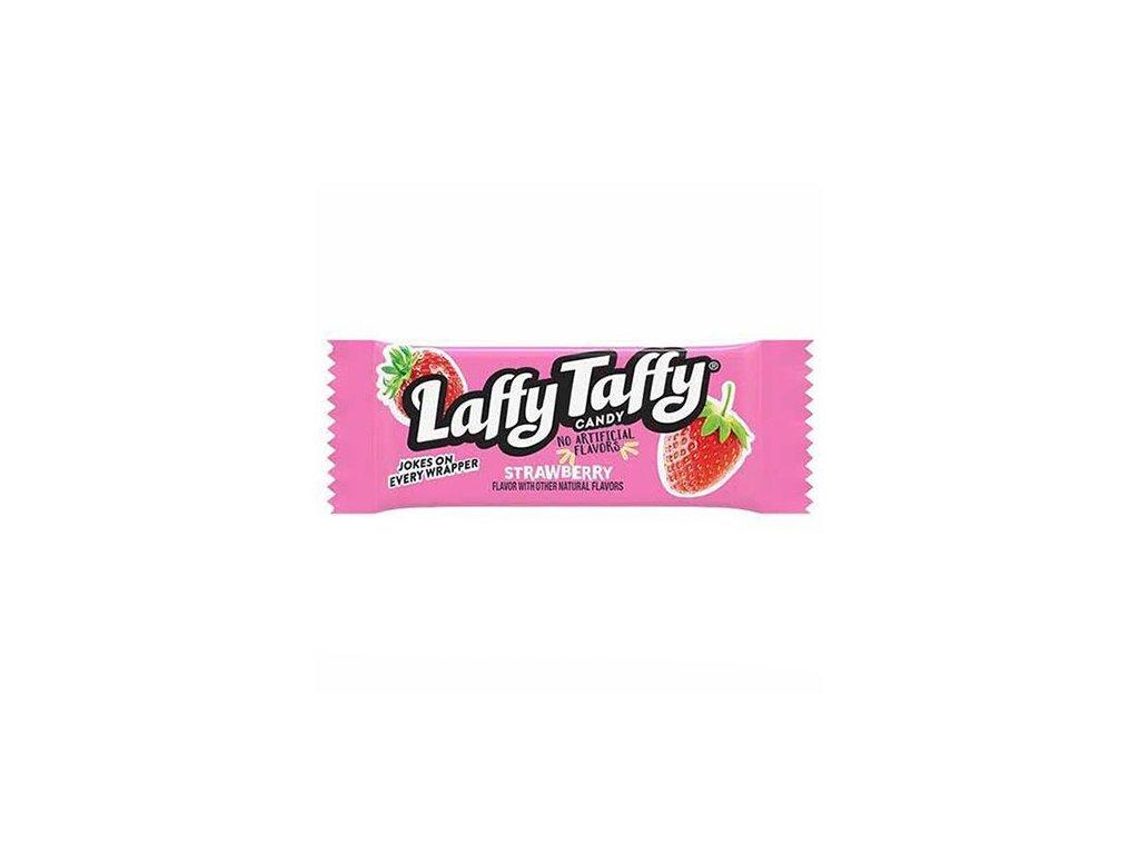 Laffy Taffy Strawberry Žvýkací Bonbon 1ks 5g USA