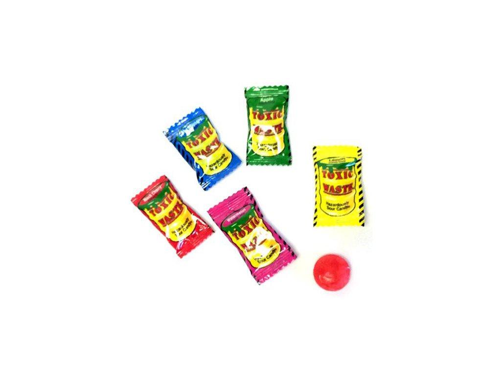 Toxic Waste Bonbon 1ks 5g PAK
