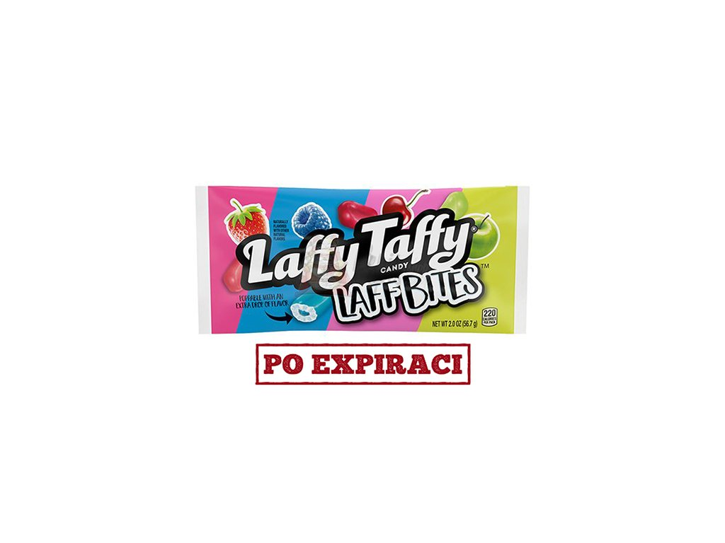 Laffy Taffy Laff Bites Candy 56.7g USA