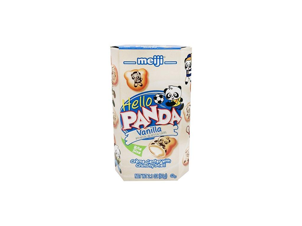 Meiji Hello Panda Vanilla 60g USA