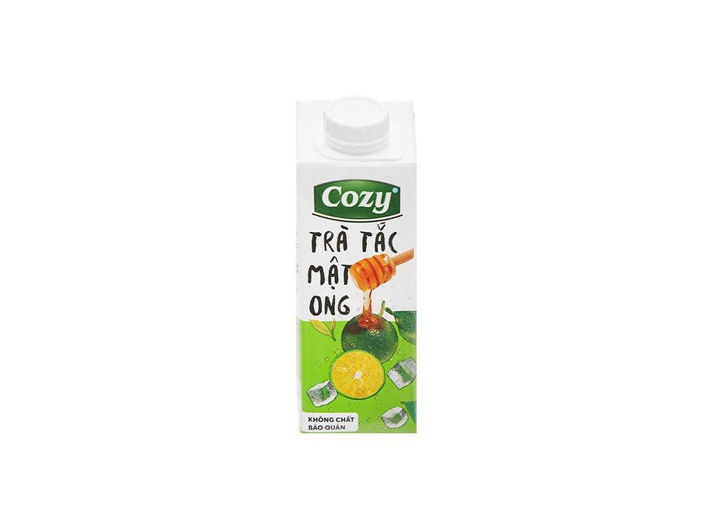 Cozy Limetkový Medový Čaj 225ml VNM