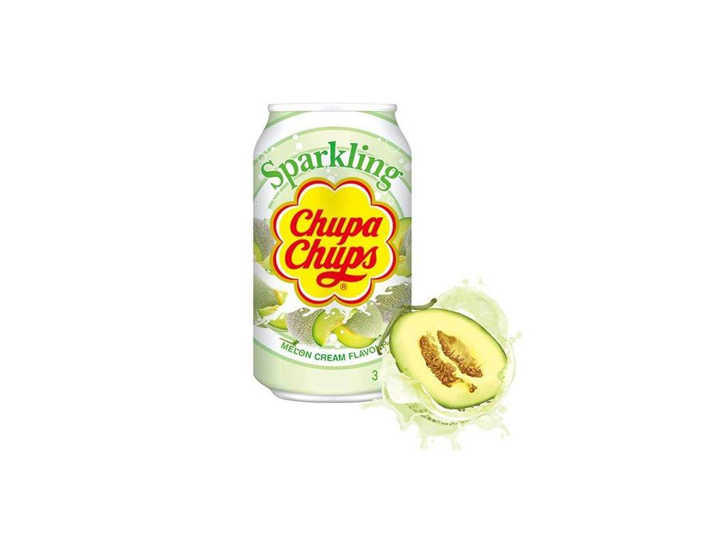 Chupa Chups Melon Cream Flavour 345ml KOR