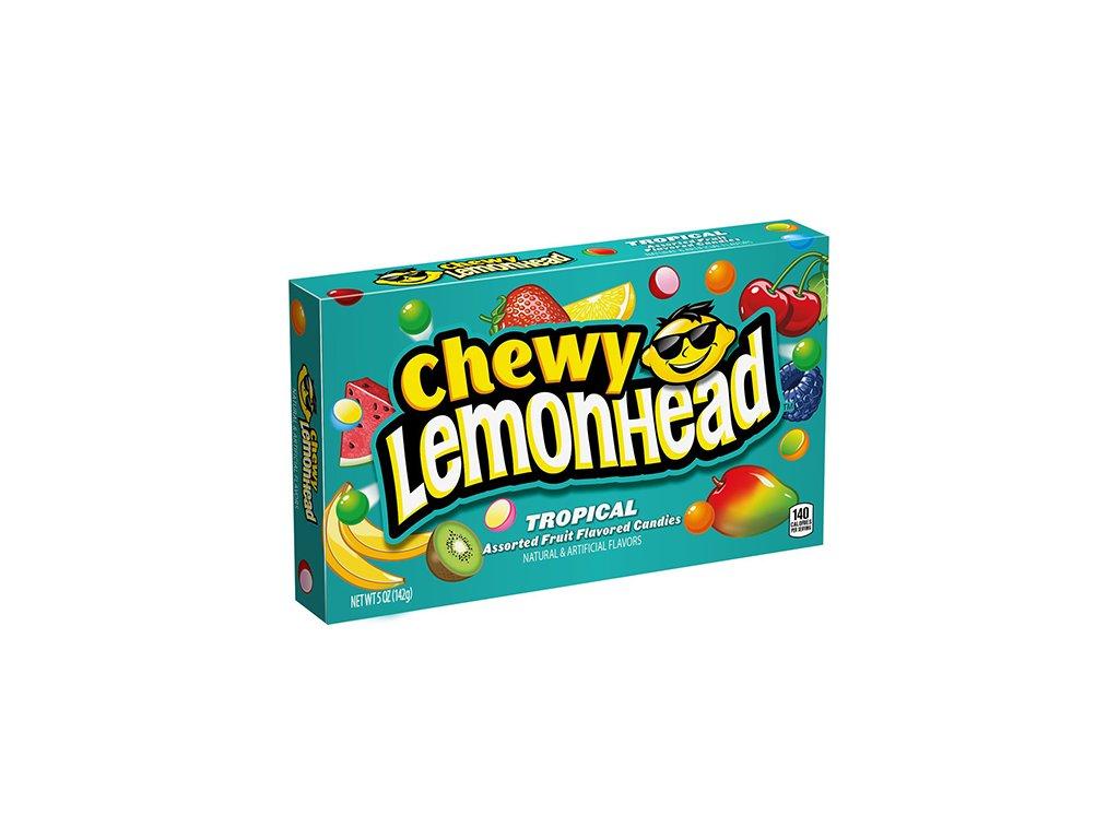 Chewy Lemonhead Tropical 23g USA