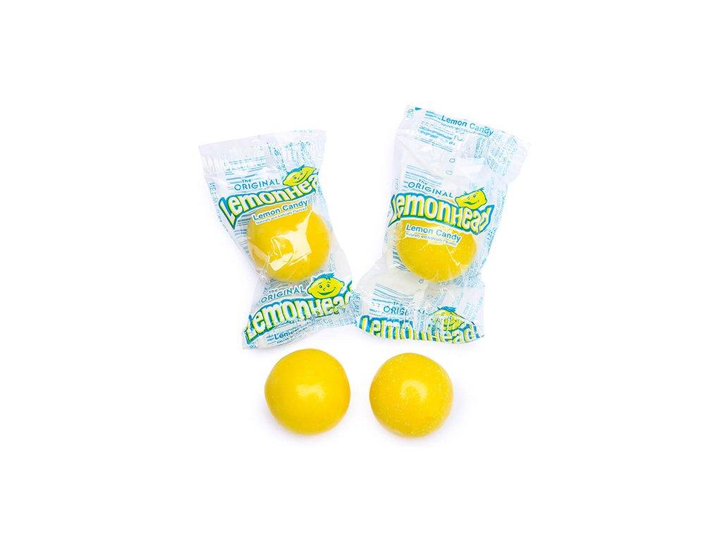 Lemonhead Lemon Candy Bonbon 1ks 8g MEX