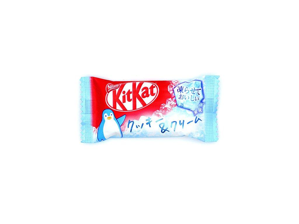 KitKat Mini Cookies Cream 1ks 11.6g JAP