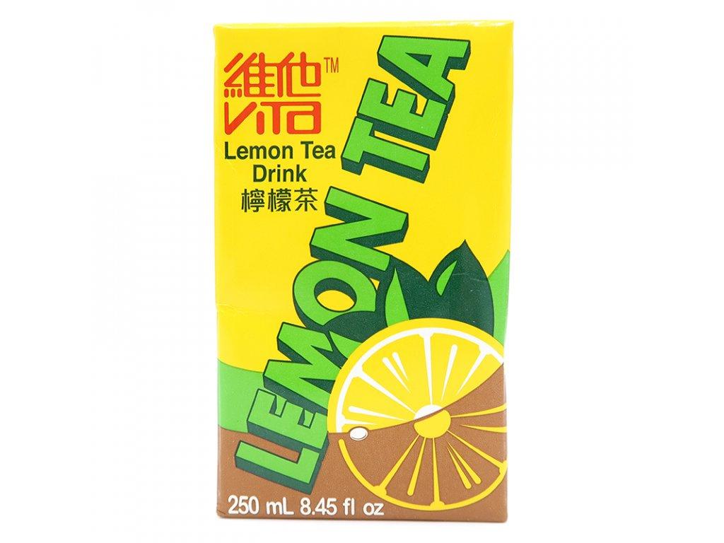Nápoj s příchutí citrónového čaje, 250ml - PEPIS.SHOP