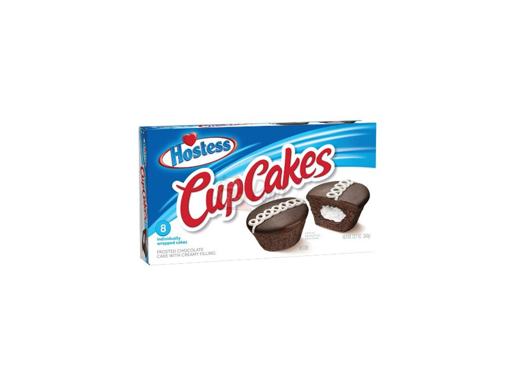 Hostess CupCakes Balení 360g USA