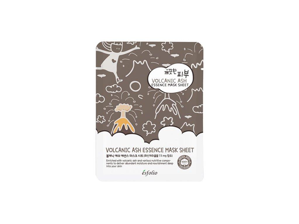 esfolio mascarilla essence mask sheet volcanic ash 1 48471