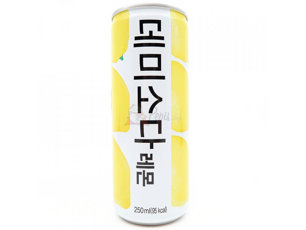 Demisoda citrón, 250ml - PEPIS.SHOP