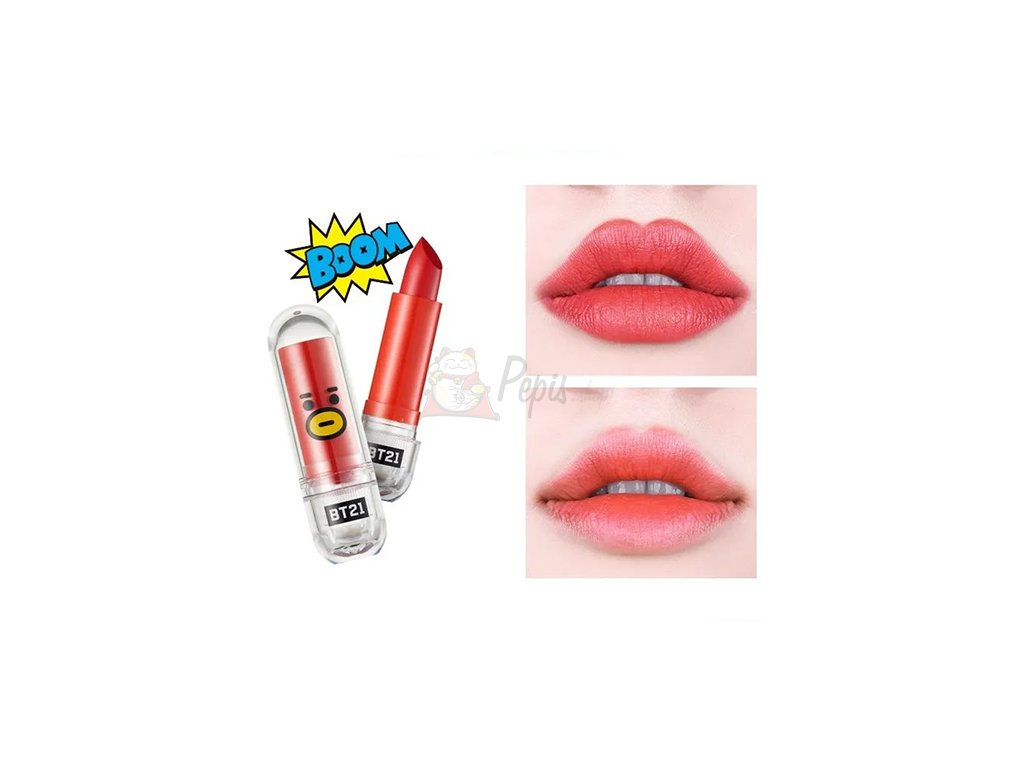BT21 Lippy Stick Special #03 Propose Red 28g KOR
