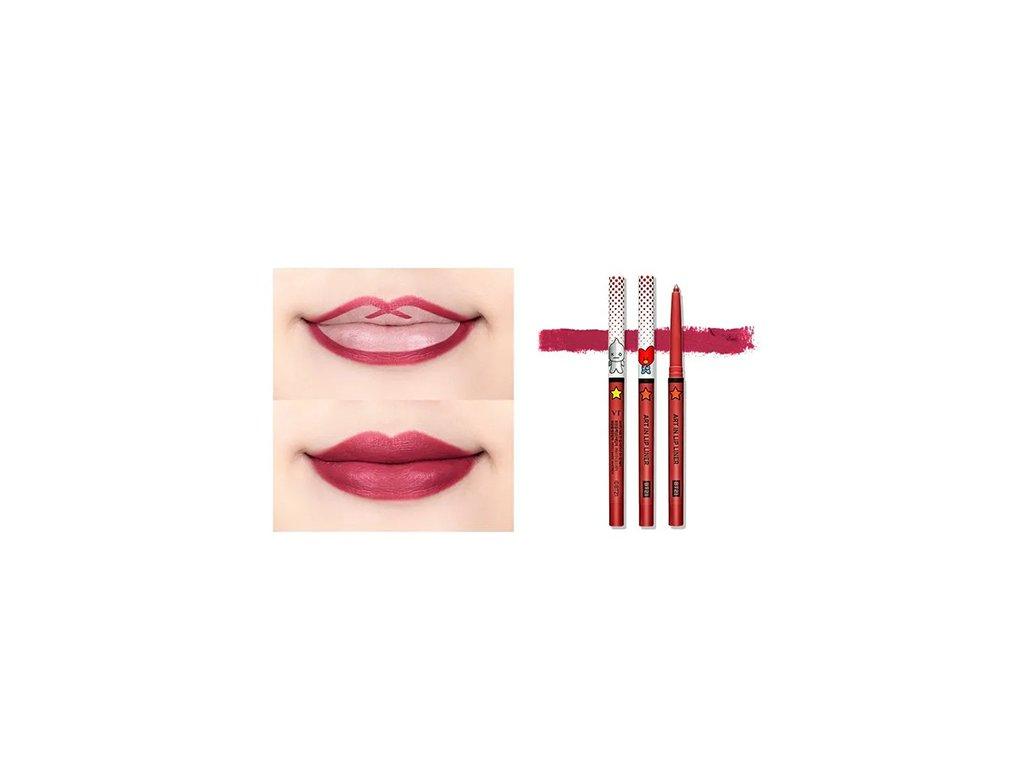 BT21 Art In Lip Liner #04 Deep Berry 13g KOR