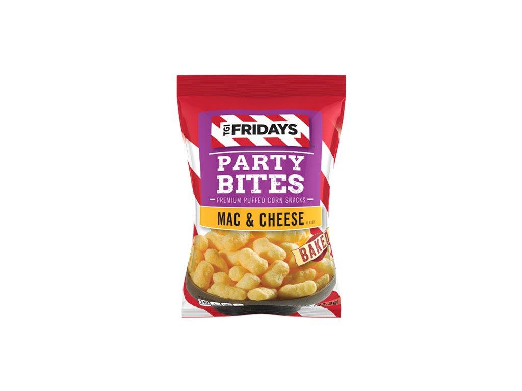 TGI Fridays Party Bites Mac & Cheese Baked 92.3g USA
