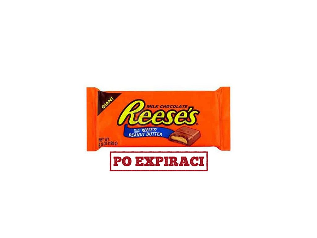 Reese's Giant Milk Chocolate 192g USA
