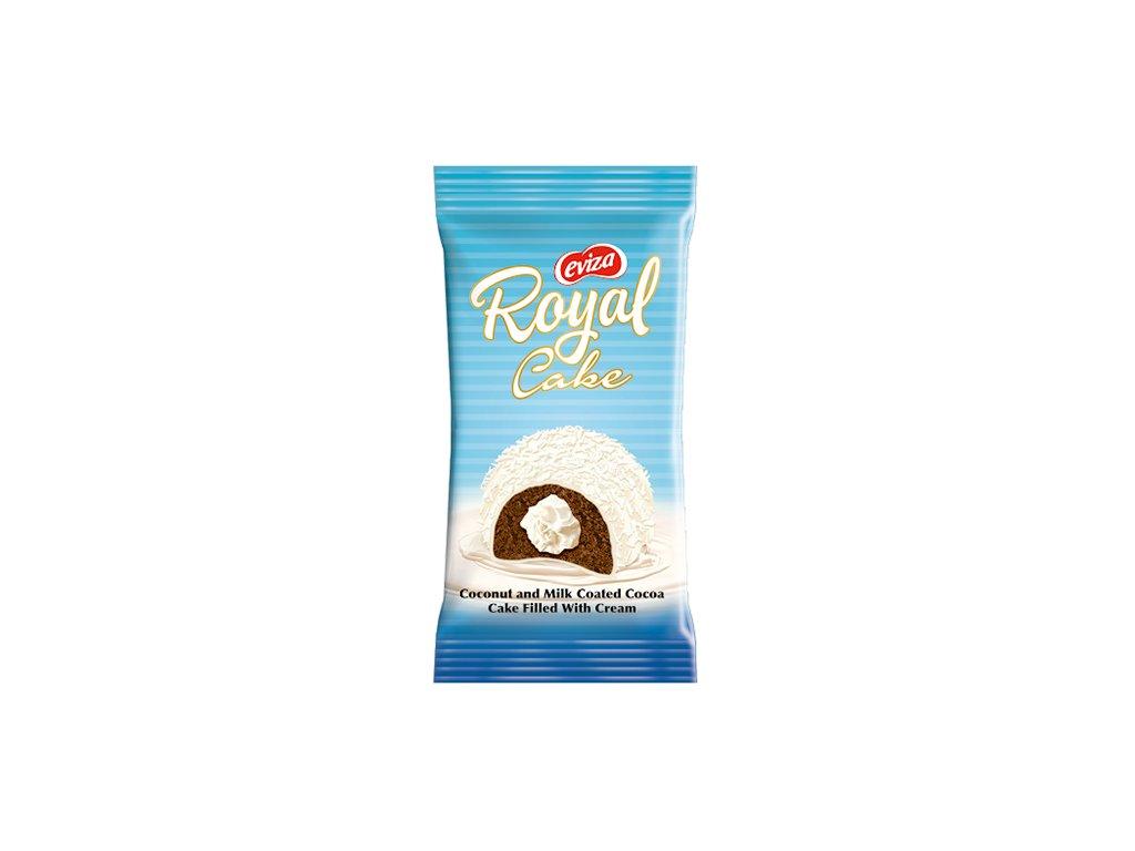 Eviza Royal Cake Coconut Kokosový Dortík 36g TUR