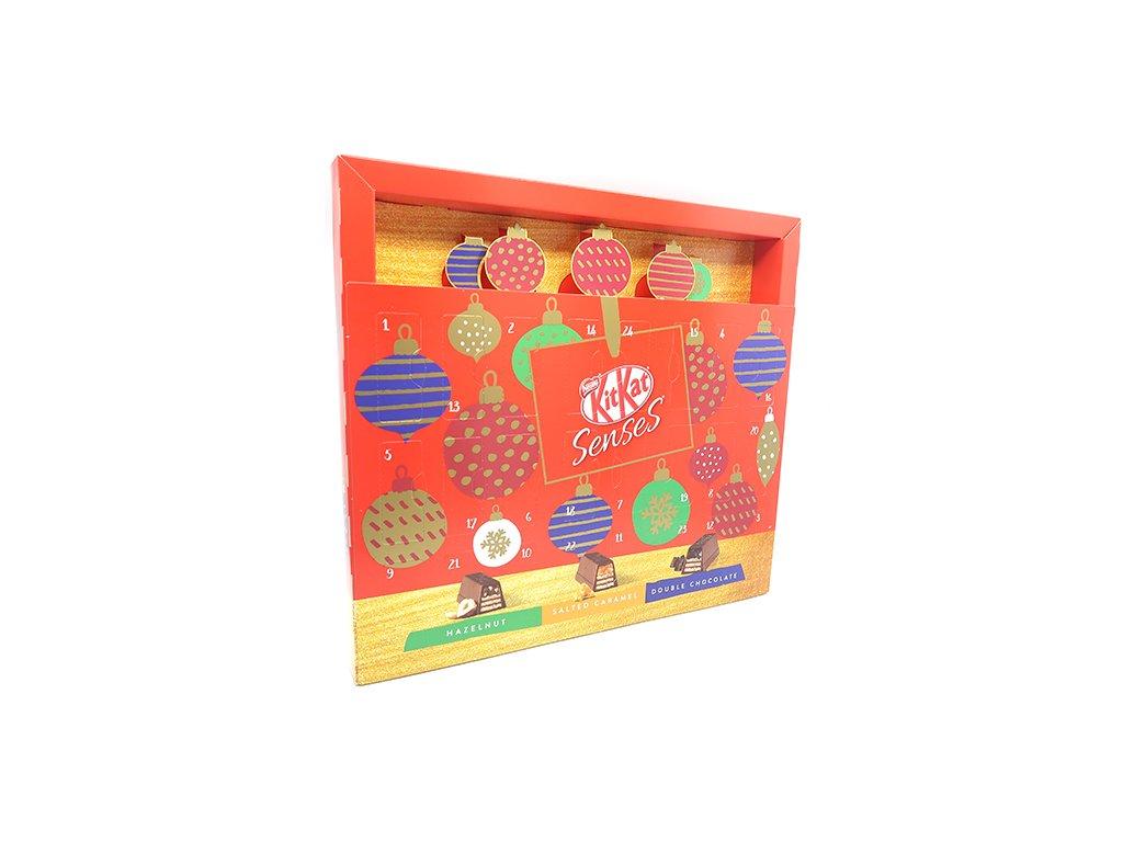 KitKat Senses Adventní Kalendář 231g EU