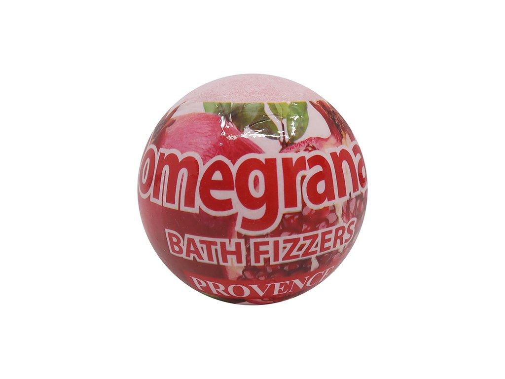 Šumivá Bomba Do Koupele Granátové Jablko 180g EU