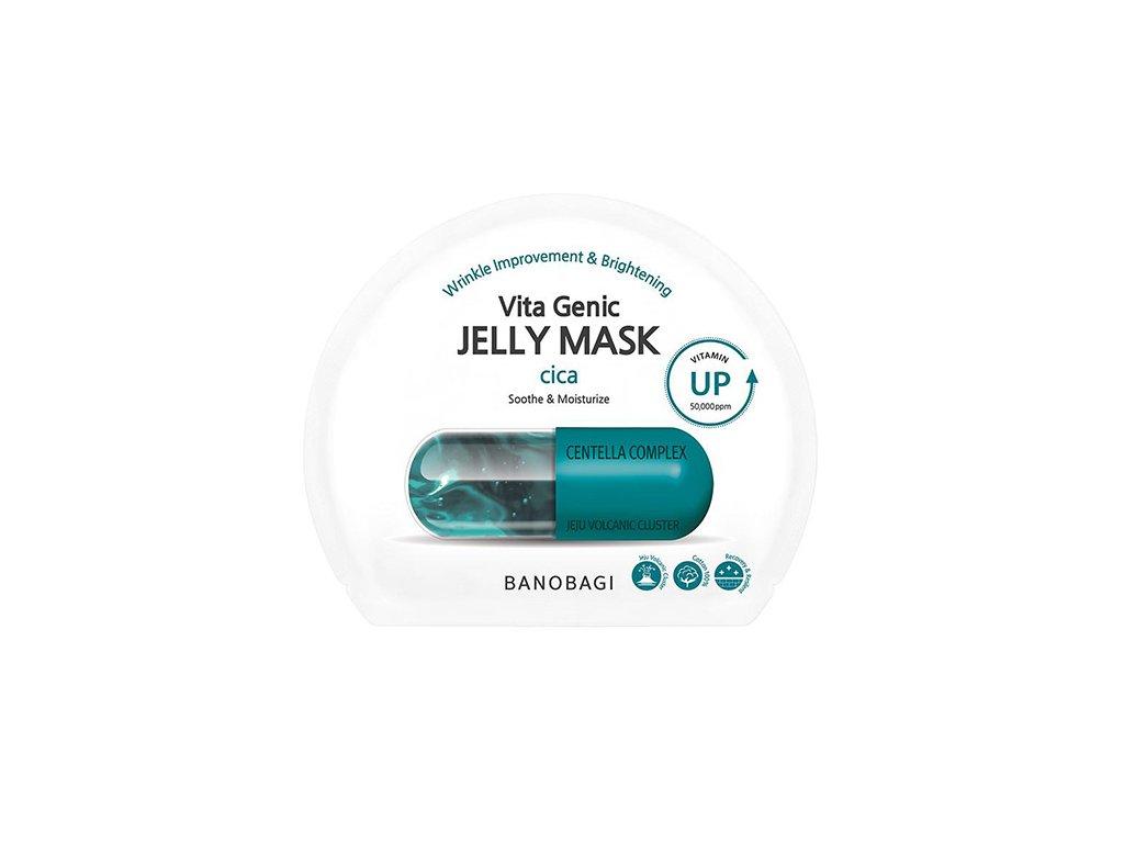 BNBG Vita Genic Cica Jelly Mask 30ml KOR