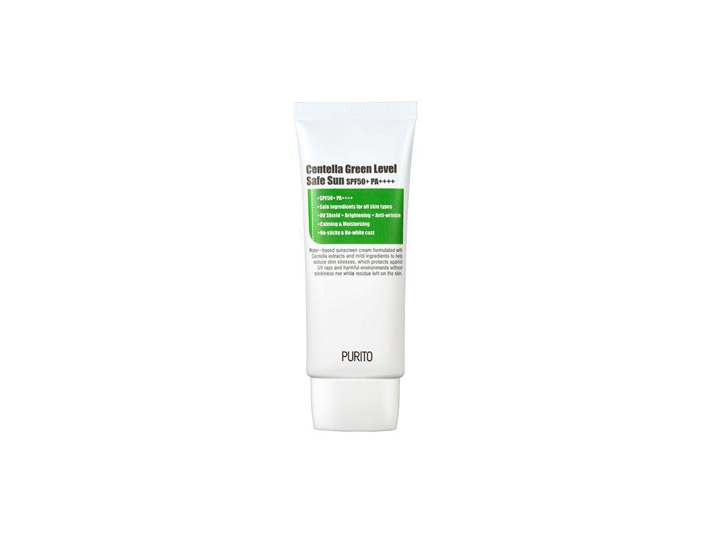PURITO Centella Green Level Safe Sun SPF50+ PA++++ 60ml KOR
