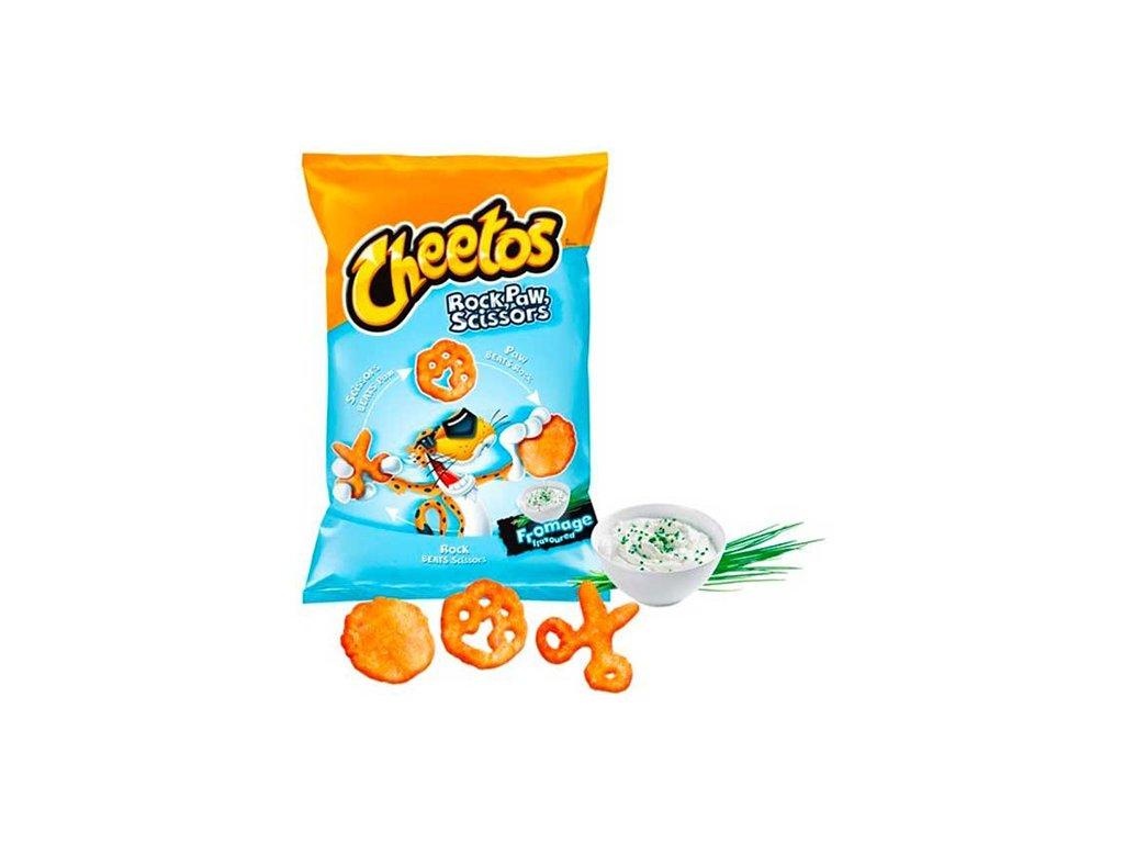 Cheetos Rock Paw Scissors Formage Flavor 145g POL
