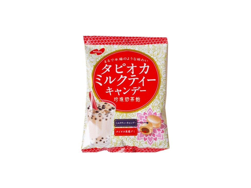 Nobel Tapioca Milk Tea Candy 90g JAP