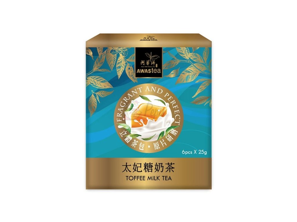 Toffee Milk Tea Balení (6x27.5g) TWN