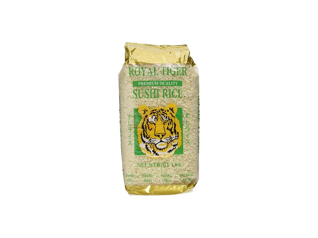 Royal Tiger Rýže Na Sushi 1kg EU