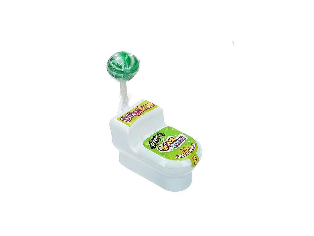 Johny Bee Sour Potty Green Apple 19g POL