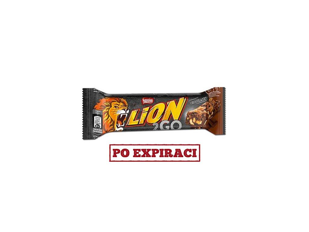 Lion 2Go Chocolate 33g DEU