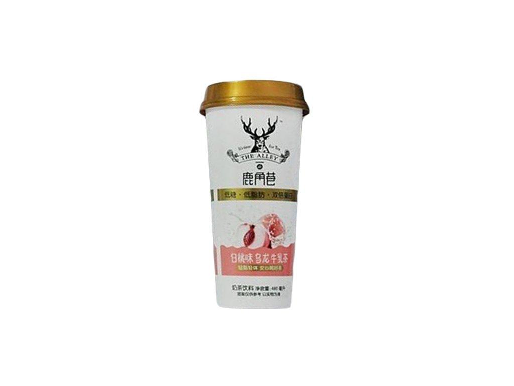 The Alley Milk Tea Peach Oolong Tea Drink 480ml TWN