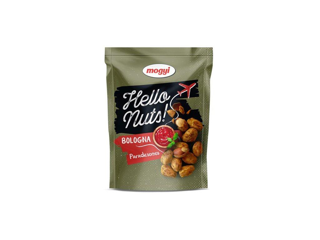 Mogyi Bologna Pražené Arašídy Spice And Tomato V Cizrnovém Těstíčku 100g HUN