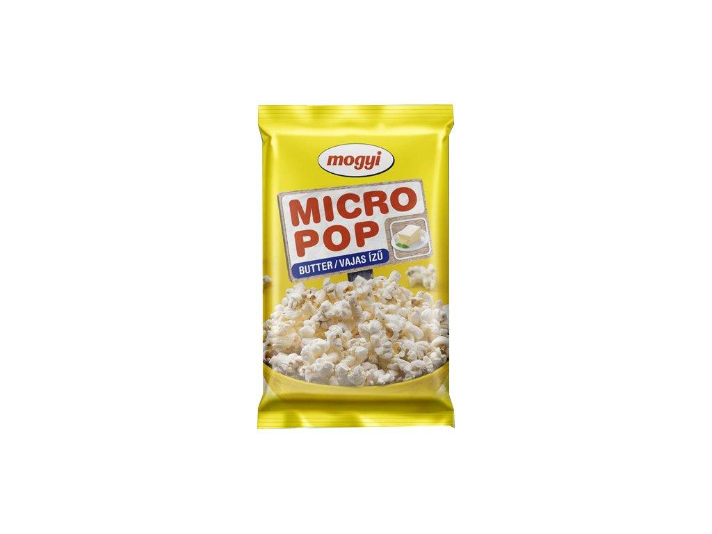 Mogyi Popocorn Do Mikrovlnky Máslový 100g HUN