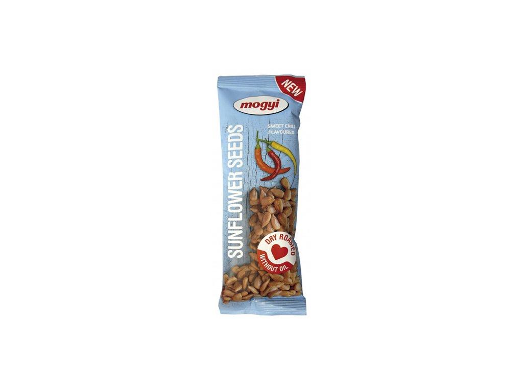 Mogyi Slunečnicová Semínka Sweet Chili 80g HUN