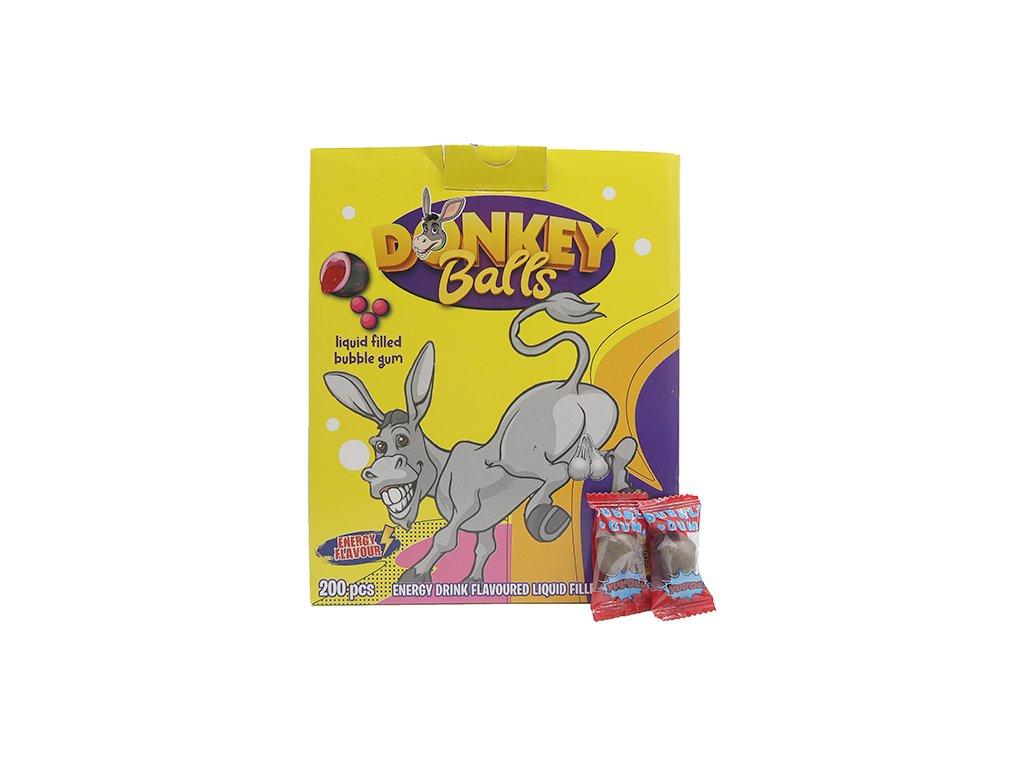 Donkey Balls Žvýkačka 3,5g TUR