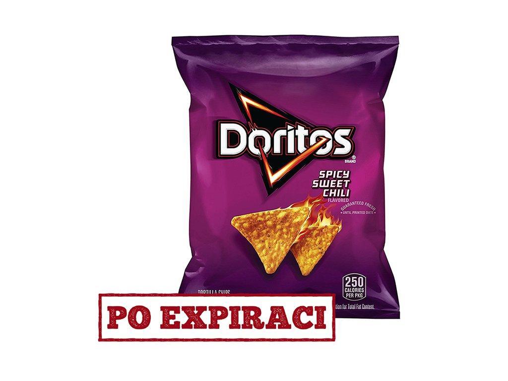 Doritos Tortilla Chips Spicy Sweet Chili 49,6g UK