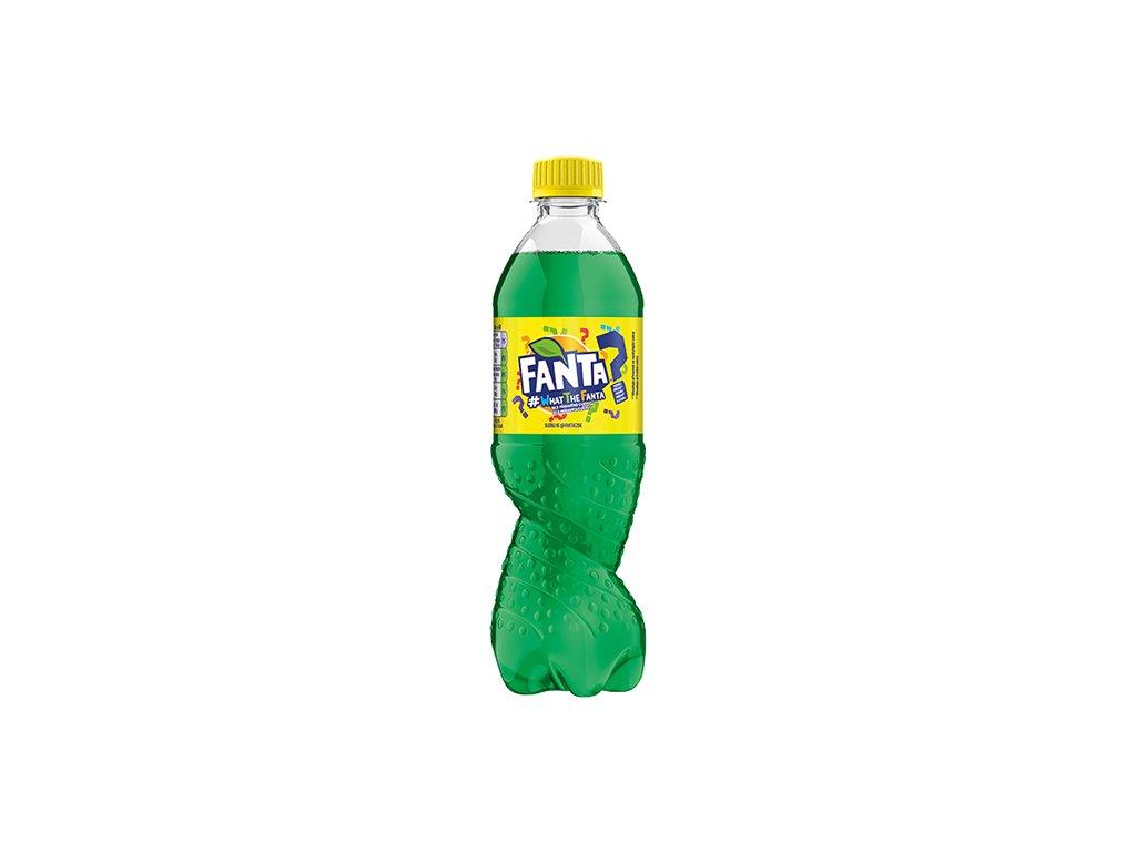 Fanta Zelená #WTFanta 500ml CZE