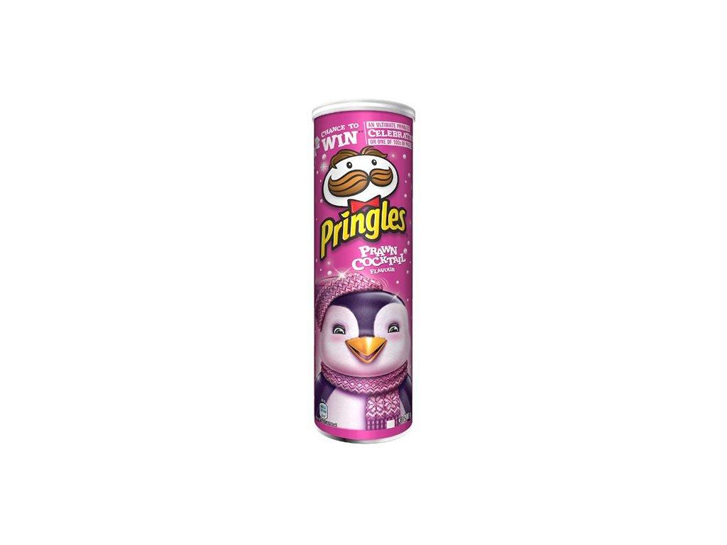 Pringles Prawn Cocktail Vánoční Edice 200g EU
