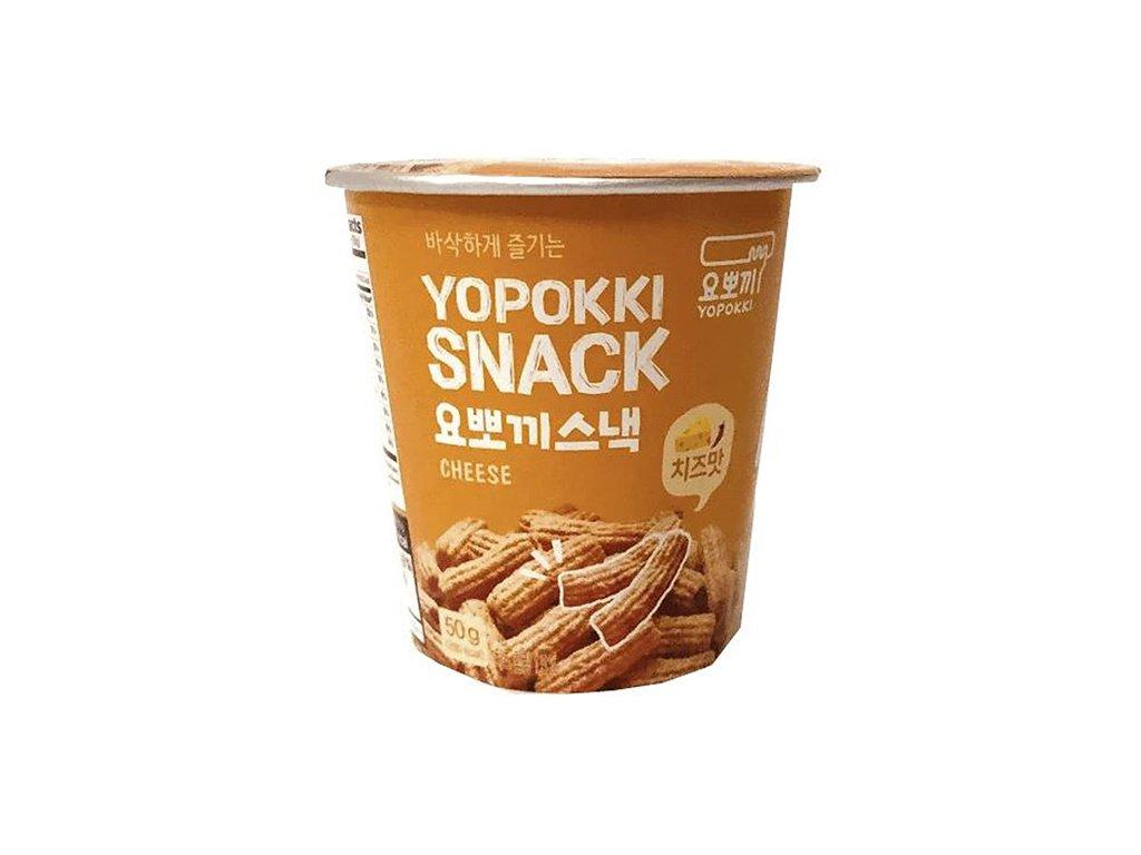 Yopokki Snack Cheese 50g KOR