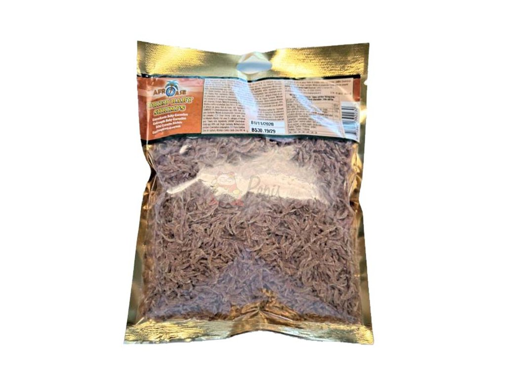 Afroase Dried Baby Shrimp 40g SR